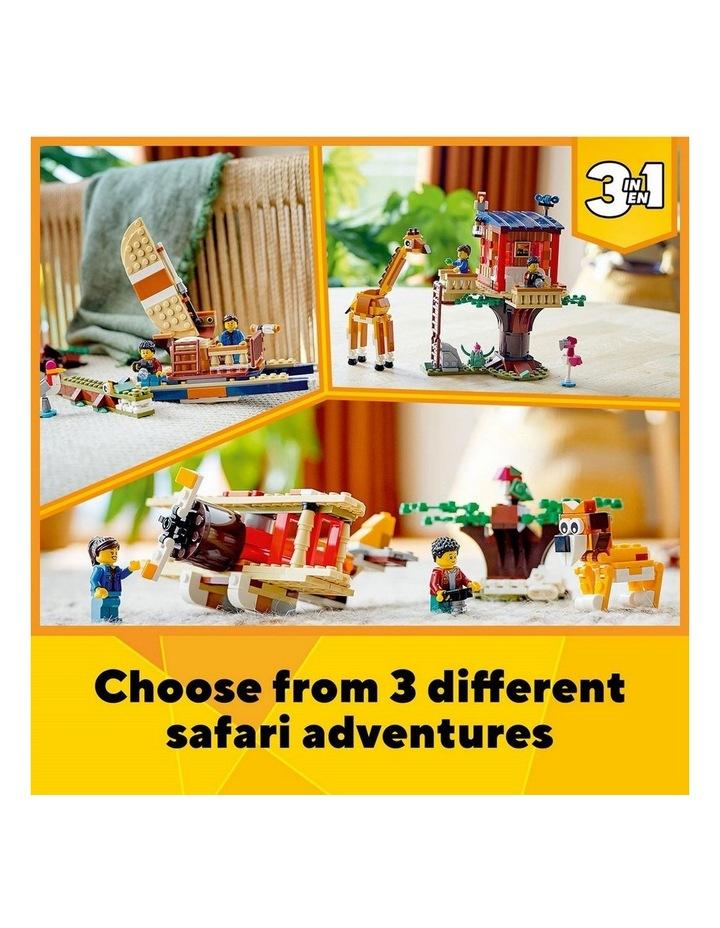Creator 3in1 Safari Wildlife Tree House 31116 image 3