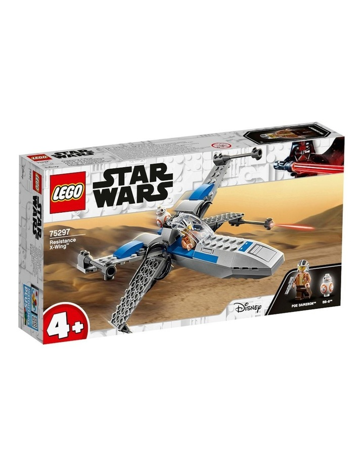 Star Wars Resistance X-Wing 75297 image 1