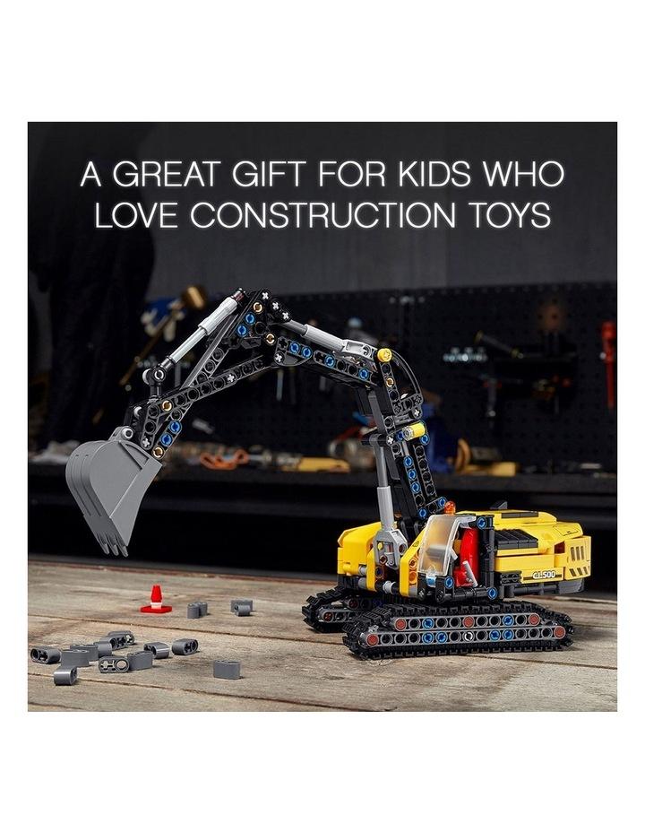 Technic Heavy-Duty Excavator 42121 image 2