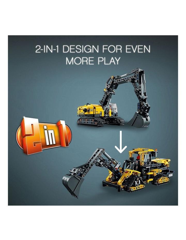 Technic Heavy-Duty Excavator 42121 image 5