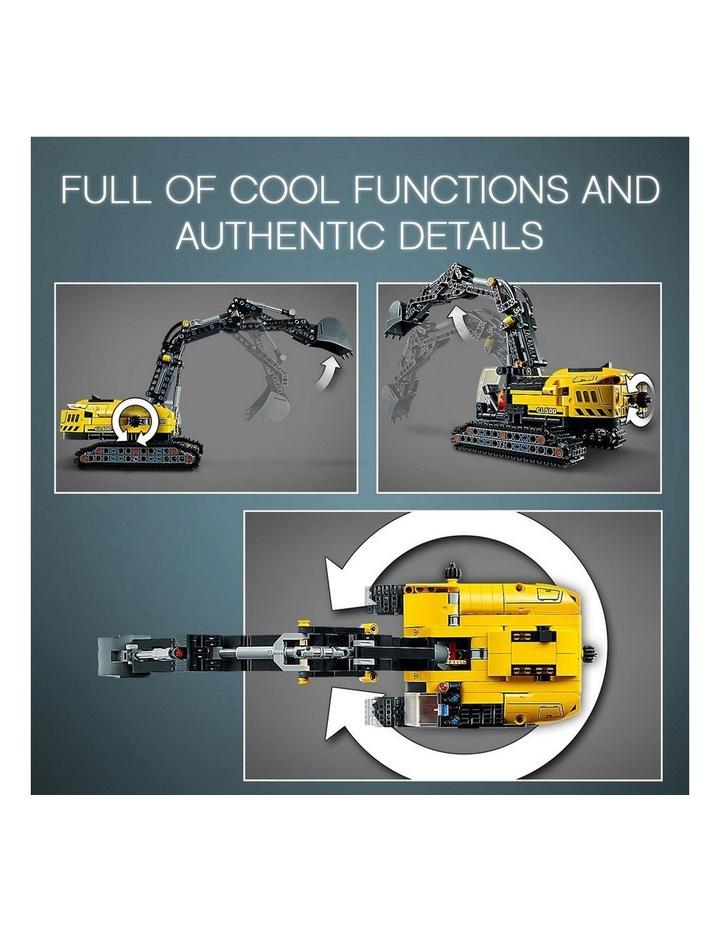 Technic Heavy-Duty Excavator 42121 image 6