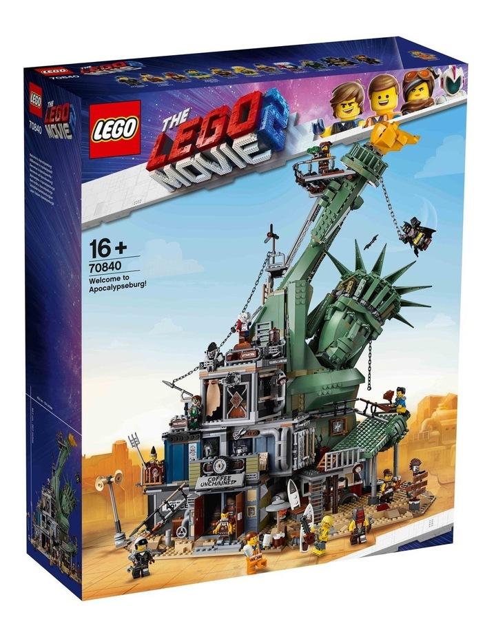 LEGO MOVIE 2 Welcome to Apocalypseburg! 70840 image 1