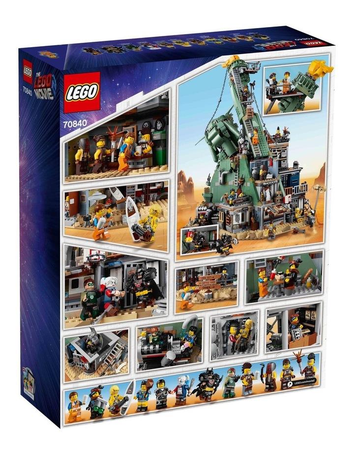 LEGO MOVIE 2 Welcome to Apocalypseburg! 70840 image 2