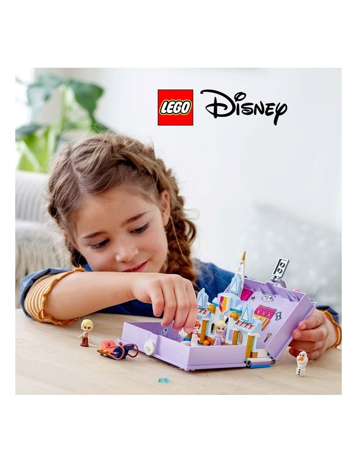 Disney Anna and Elsa's Storybook Adventures 43175 image 3