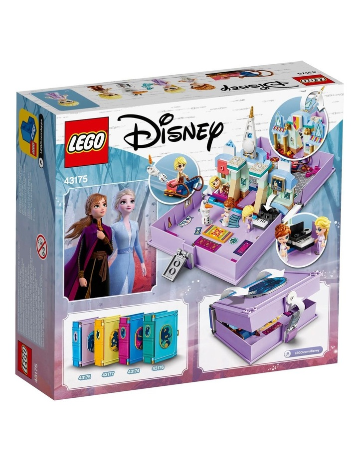 Disney Anna and Elsa's Storybook Adventures 43175 image 7