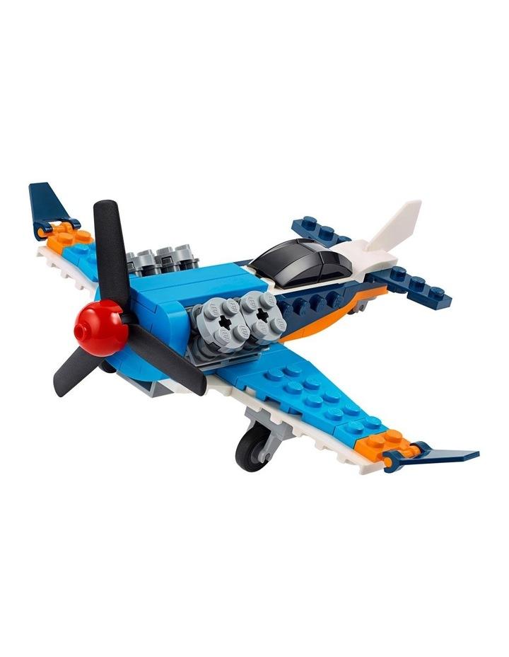 Creator 3in1 Propeller Plane 31099 image 2