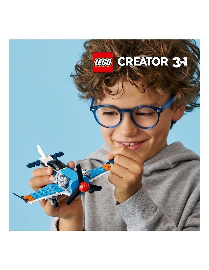 Creator 3in1 Propeller Plane 31099 image 3