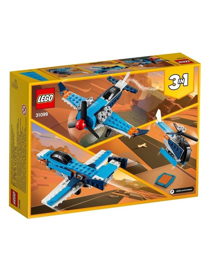 Creator 3in1 Propeller Plane 31099 image 7