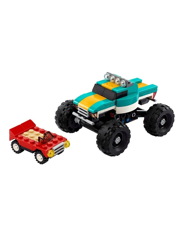 Creator 3in1 Monster Truck Toy 31101 image 2
