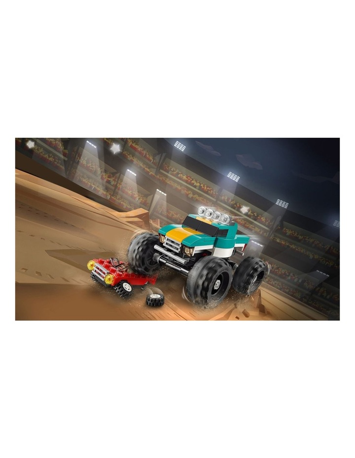 Creator 3in1 Monster Truck Toy 31101 image 4