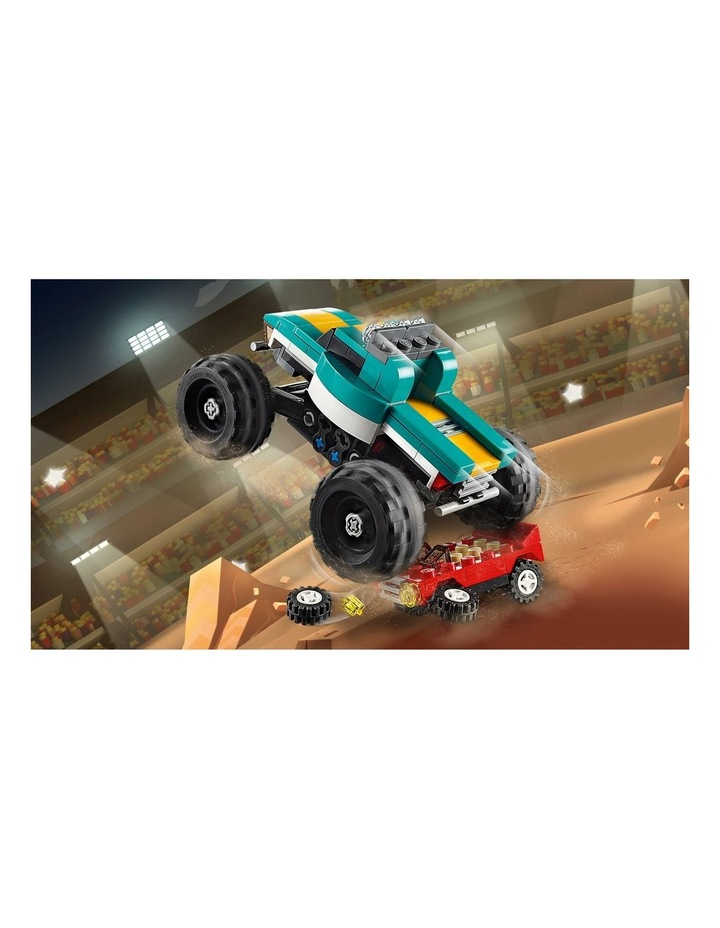 Creator 3in1 Monster Truck Toy 31101 image 5