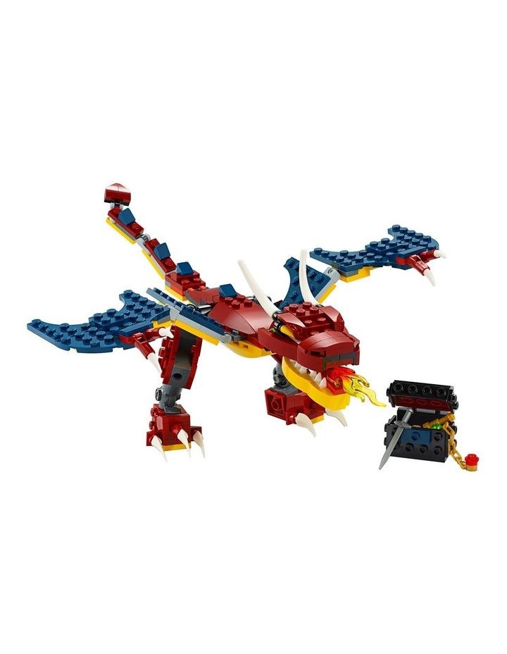 Creator 3in1 Fire Dragon 31102 image 2