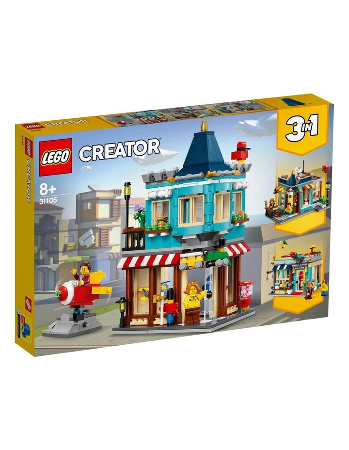 Creator 3in1 Townhouse Toy Store 31105 image 1