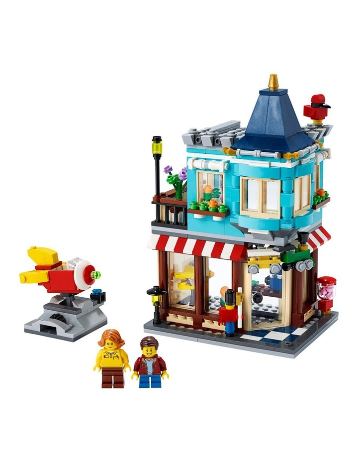 Creator 3in1 Townhouse Toy Store 31105 image 2