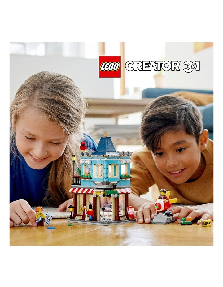Creator 3in1 Townhouse Toy Store 31105 image 3