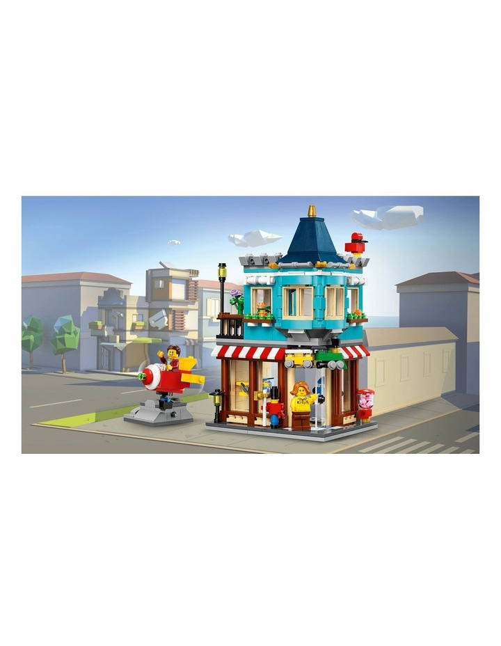 Creator 3in1 Townhouse Toy Store 31105 image 4