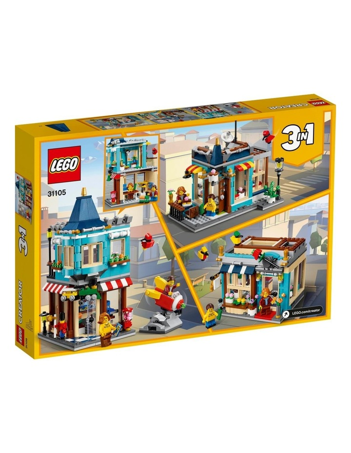 Creator 3in1 Townhouse Toy Store 31105 image 7