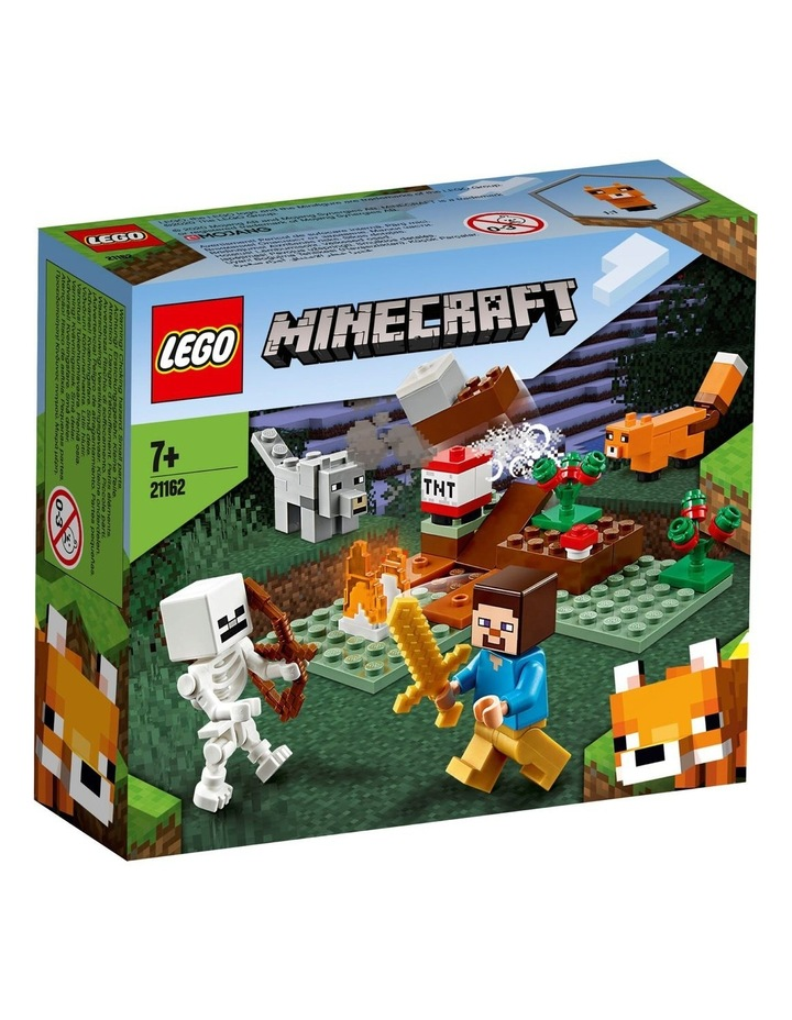 Minecraft The Taiga Adventure 21162 image 1