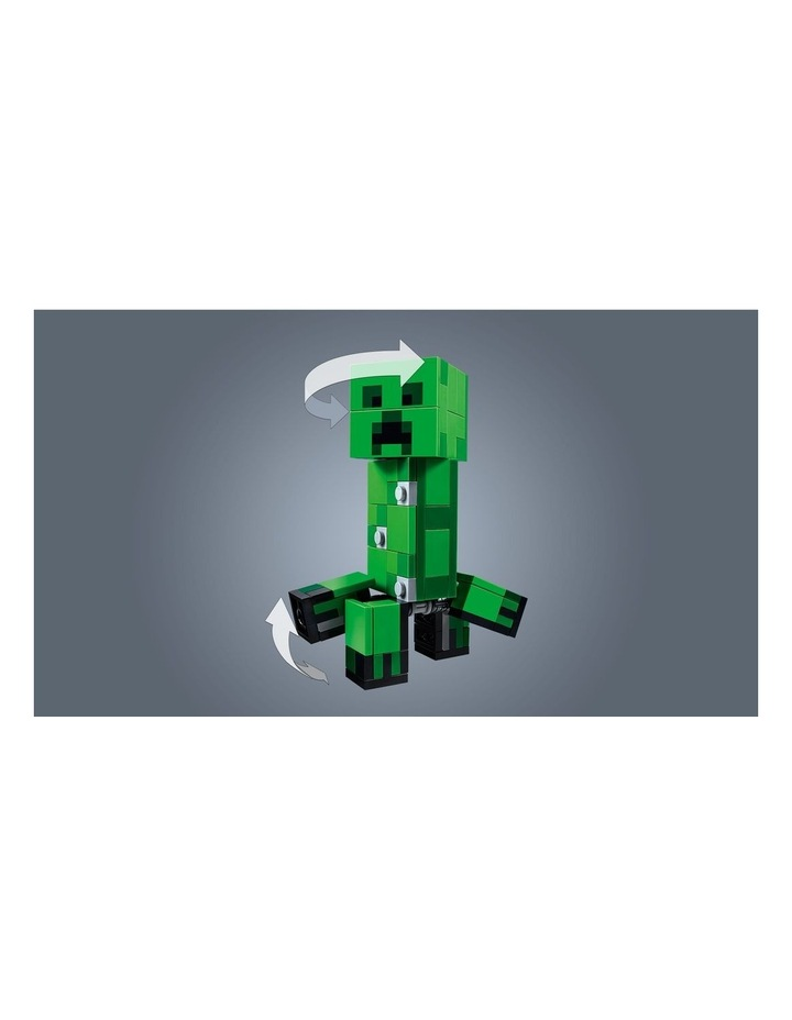 Minecraft Creeper BigFig and Ocelot Characters 21156 image 6