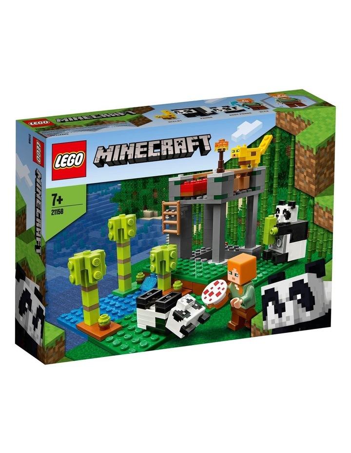 Minecraft The Panda Nursery 21158 image 1