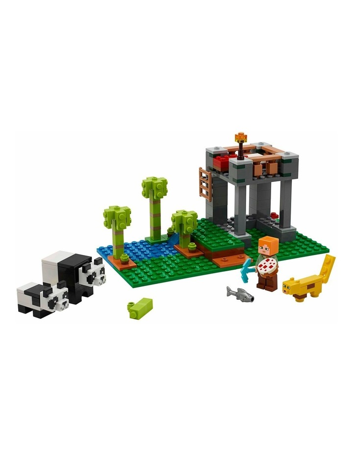 Minecraft The Panda Nursery 21158 image 2