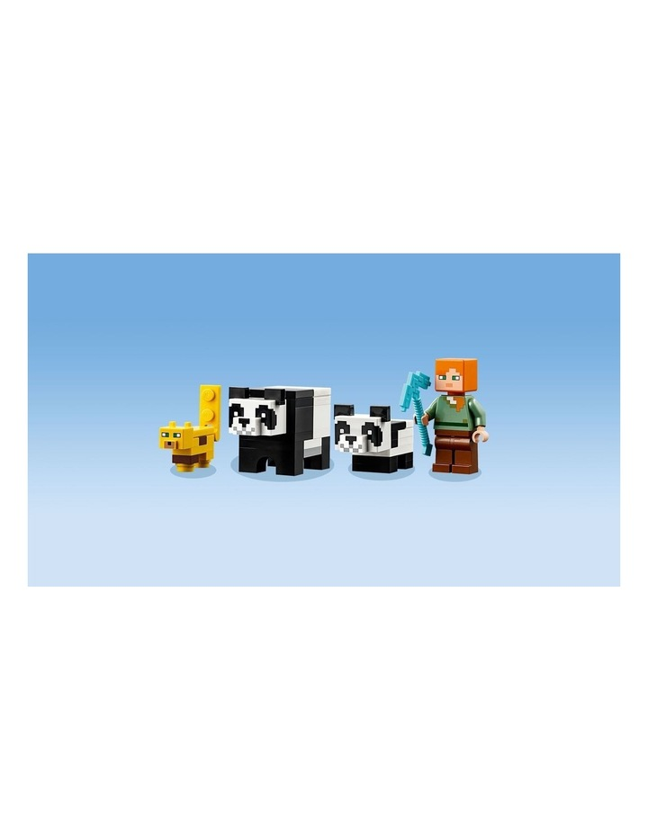 Minecraft The Panda Nursery 21158 image 4