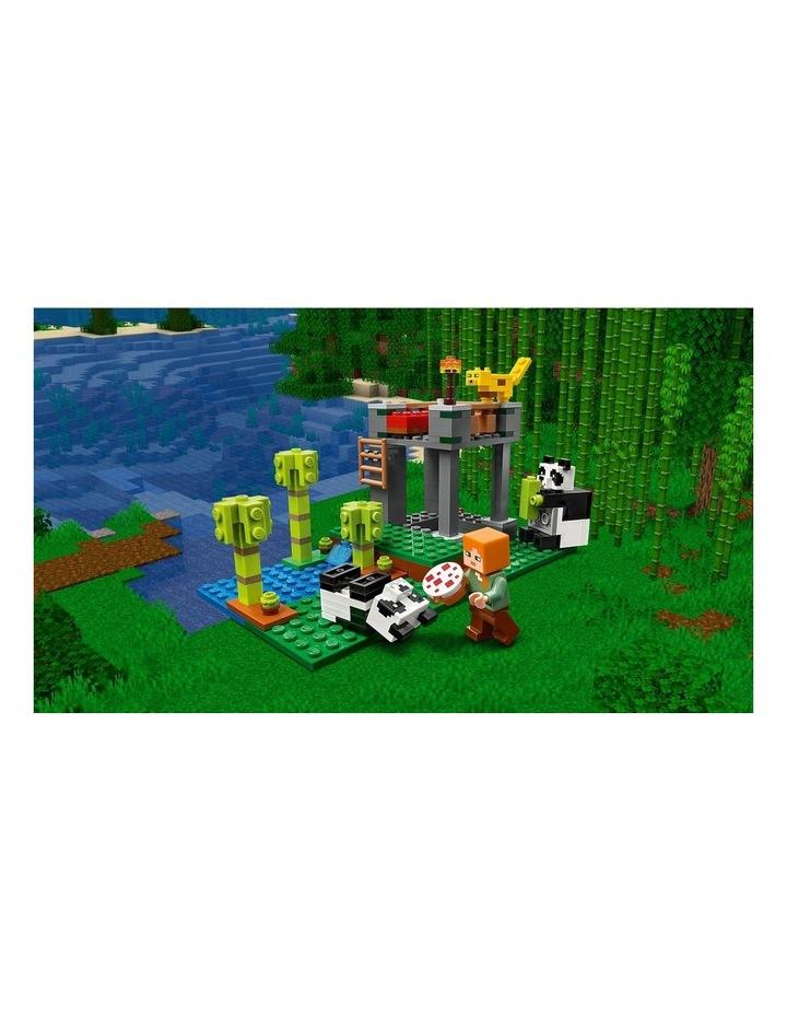Minecraft The Panda Nursery 21158 image 5