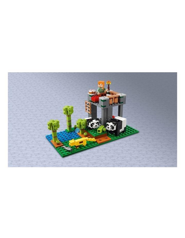 Minecraft The Panda Nursery 21158 image 6
