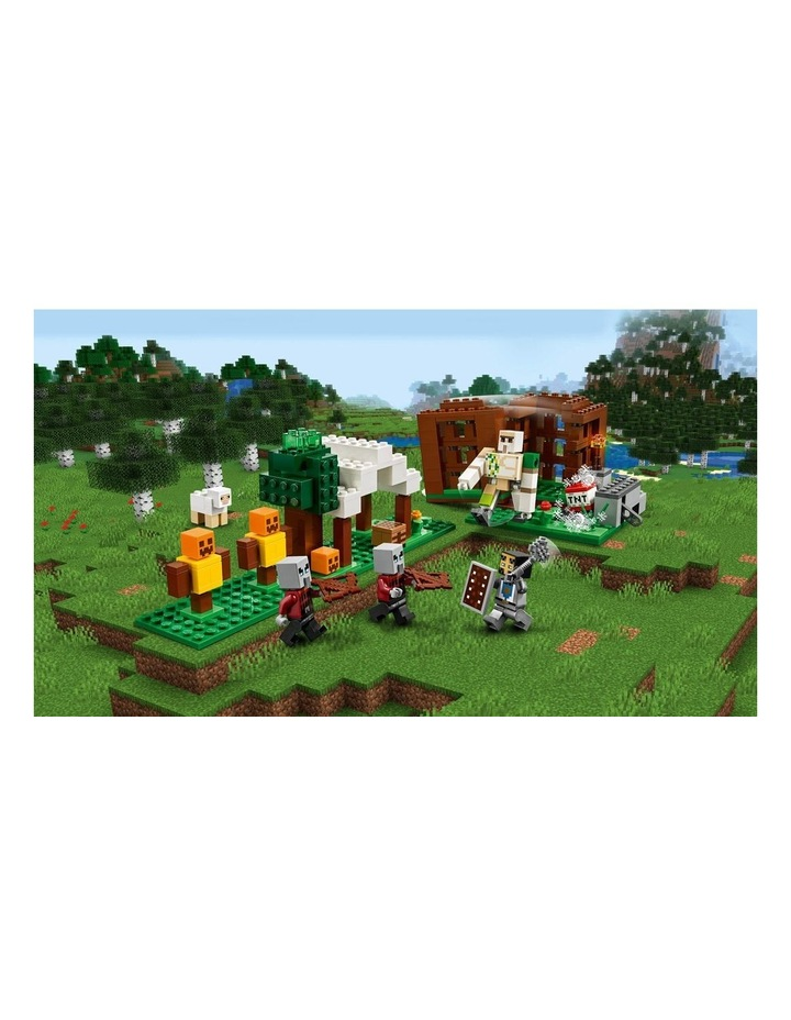 Minecraft The Pillager Outpost 21159 image 4