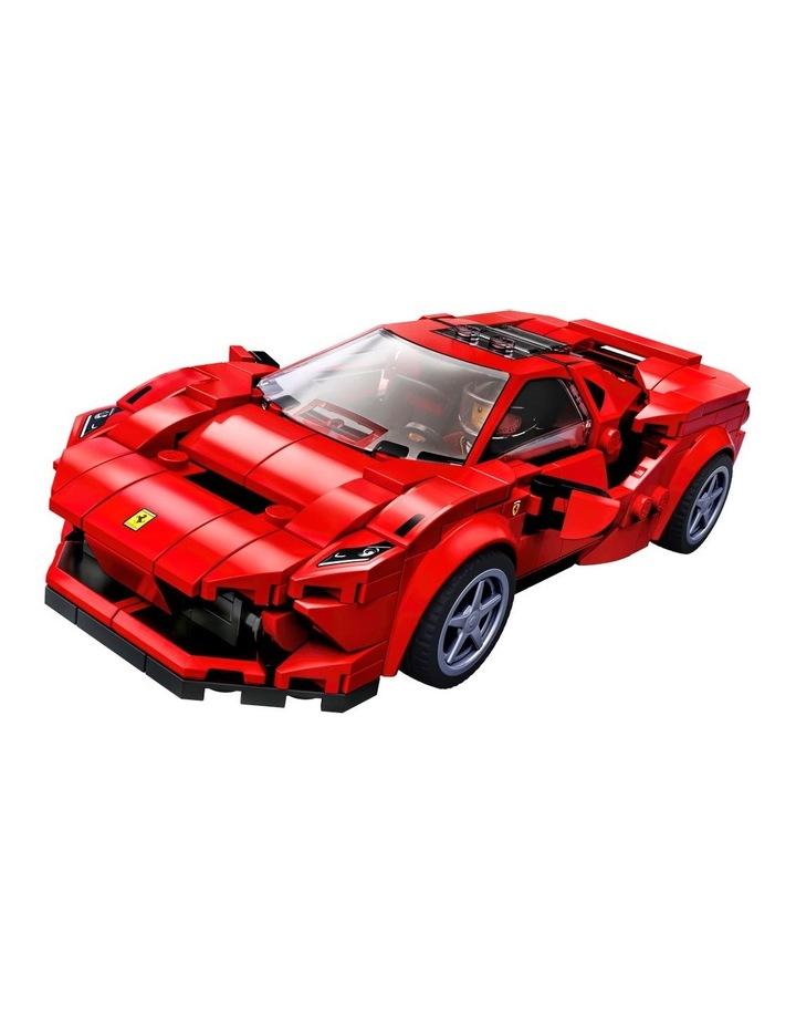 Speed Champions Ferrari F8 Tributo 76895 image 2