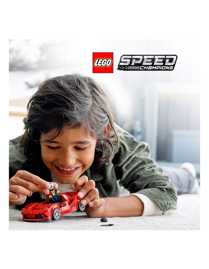 Speed Champions Ferrari F8 Tributo 76895 image 3