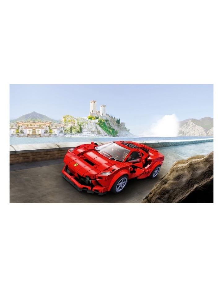 Speed Champions Ferrari F8 Tributo 76895 image 4