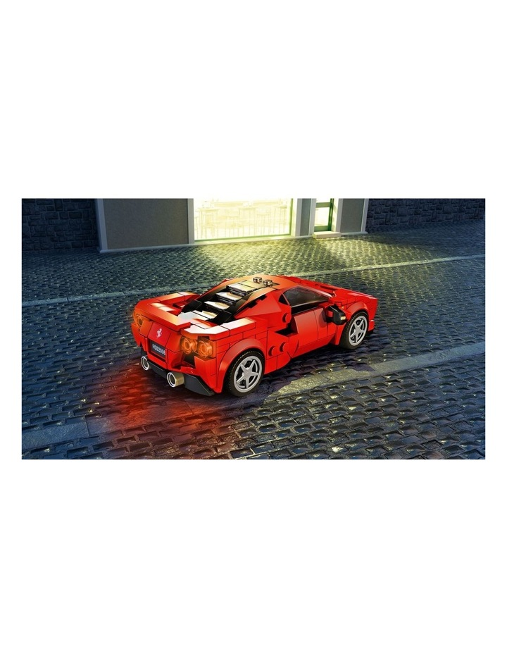 Speed Champions Ferrari F8 Tributo 76895 image 5