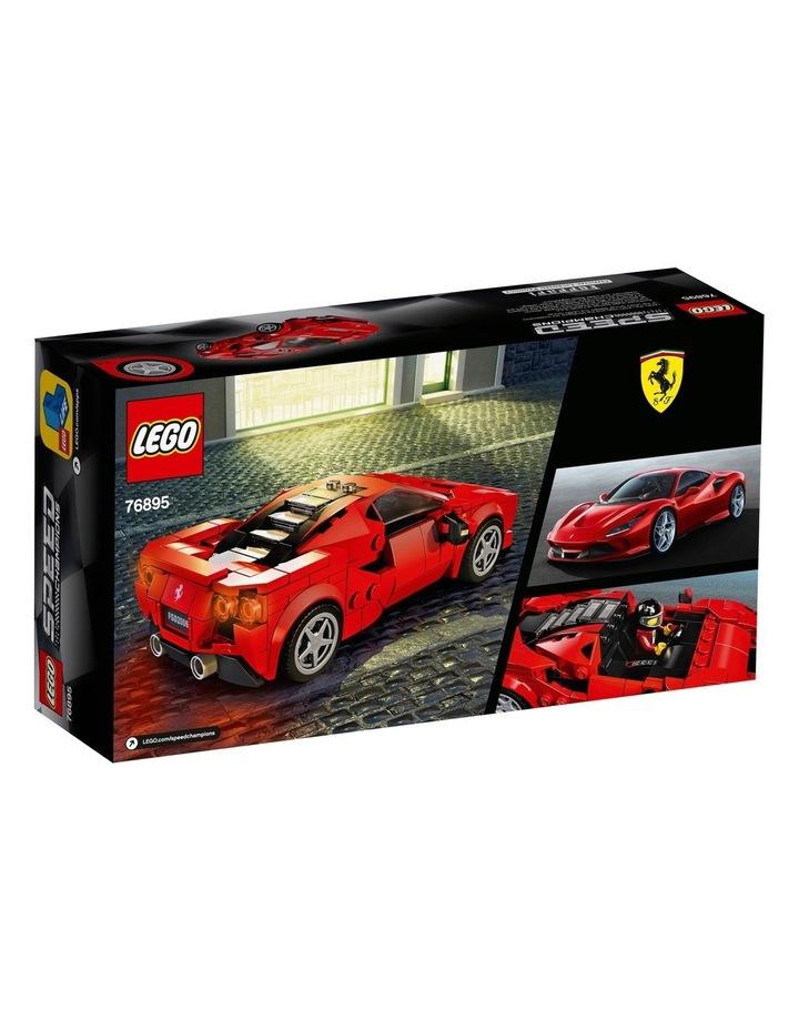 Speed Champions Ferrari F8 Tributo 76895 image 7