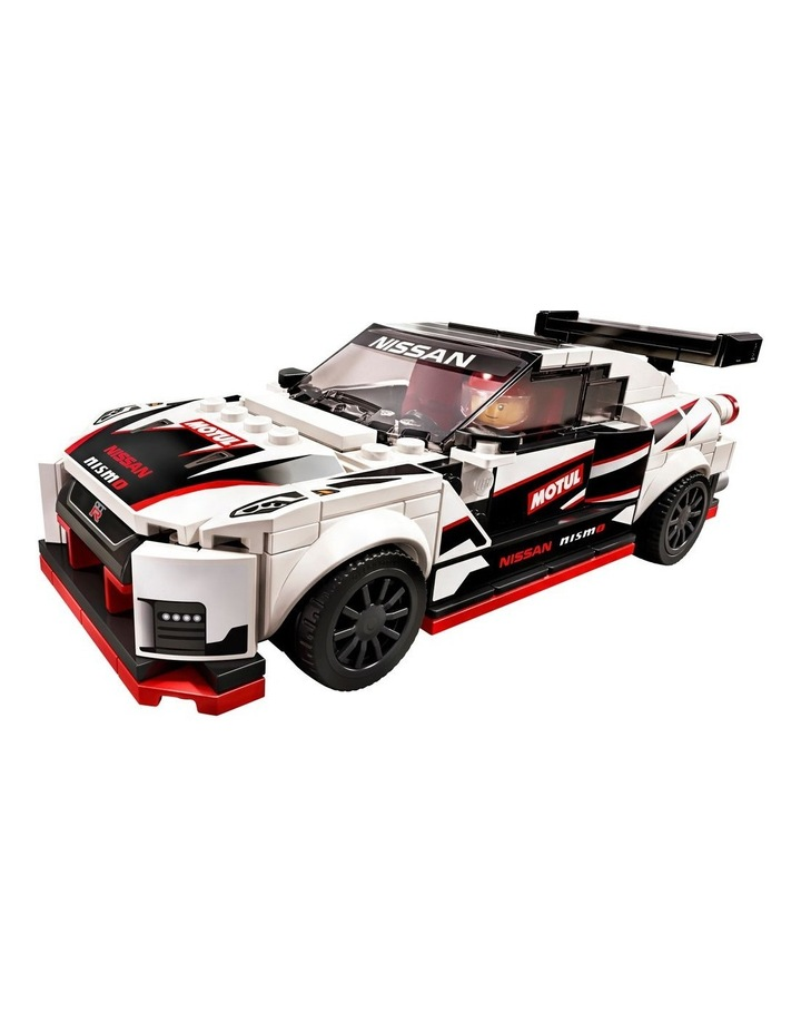 Speed Champions Nissan GT-R NISMO 76896 image 2