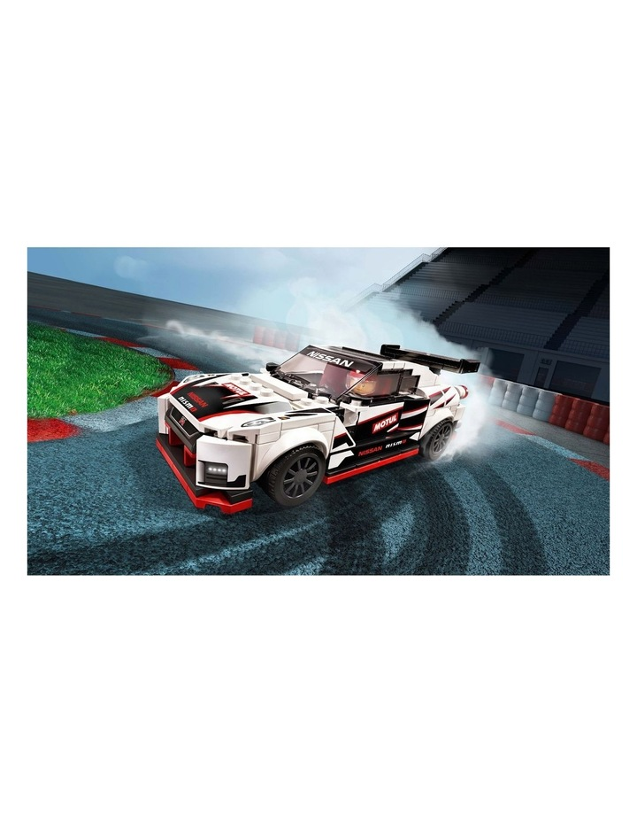 Speed Champions Nissan GT-R NISMO 76896 image 4