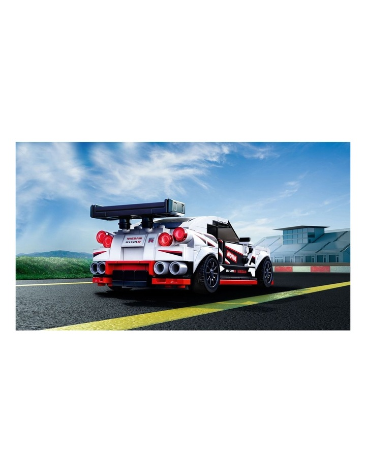 Speed Champions Nissan GT-R NISMO 76896 image 5