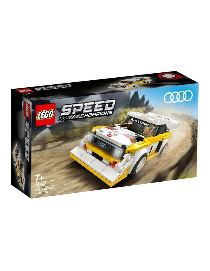 Speed Champions 1985 Audi Sport quattro S1 76897 image 1