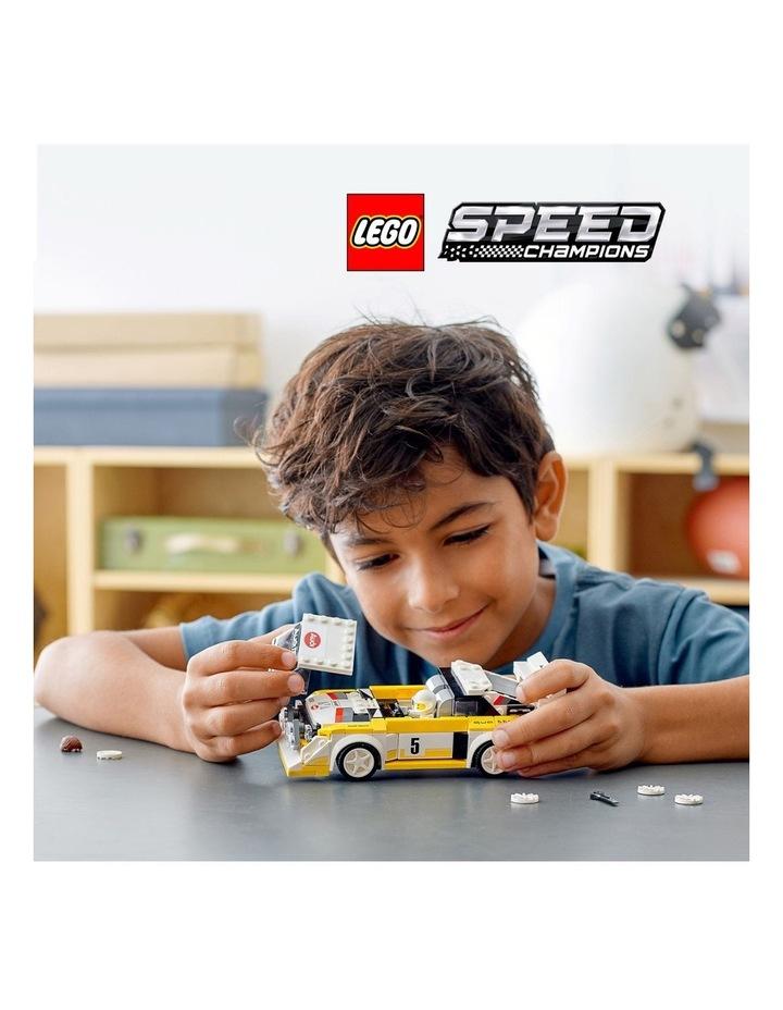 Speed Champions 1985 Audi Sport quattro S1 76897 image 3