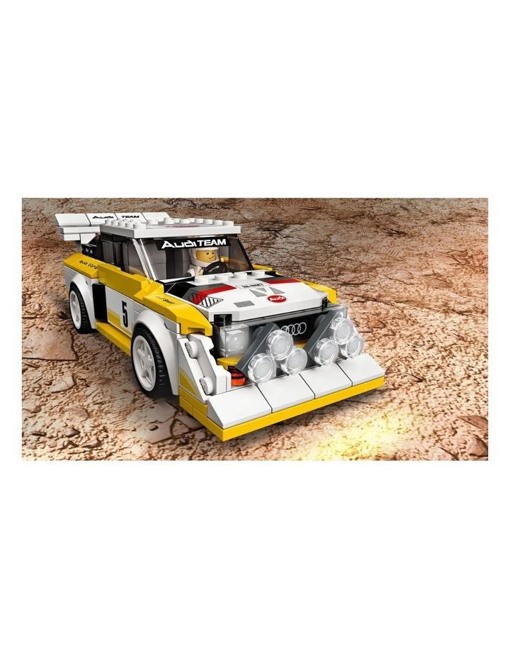 Speed Champions 1985 Audi Sport quattro S1 76897 image 6