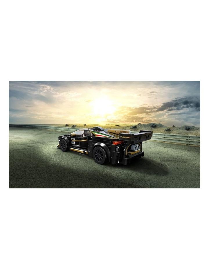 Speed Champions Lamborghini Urus ST-X and Lamborghini Huracn Super Trofeo EVO 76899 image 6