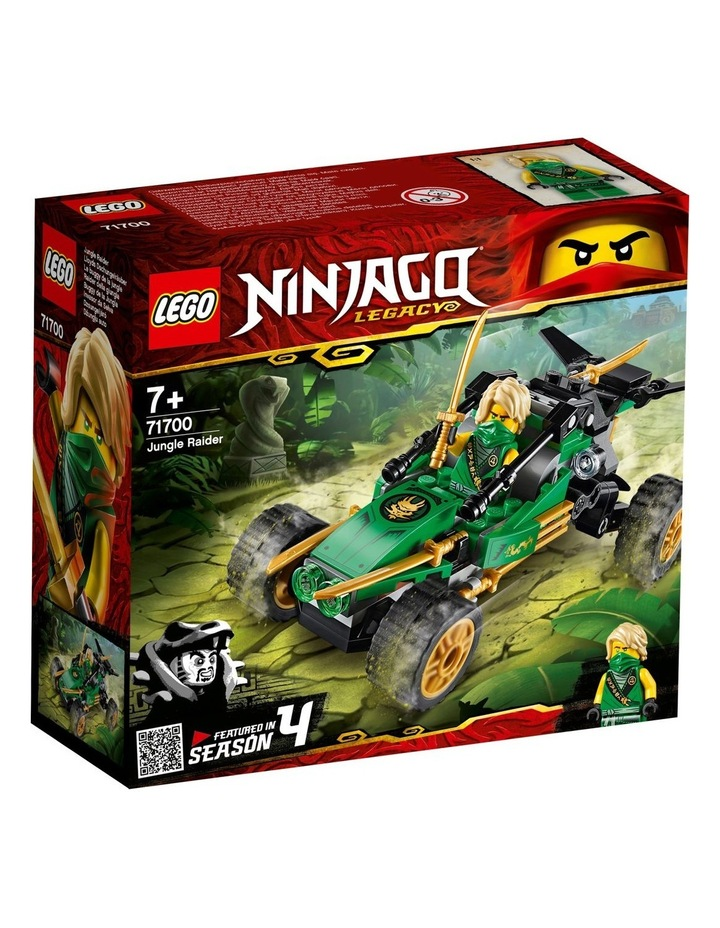 NINJAGO Legacy Jungle Raider 71700 image 1
