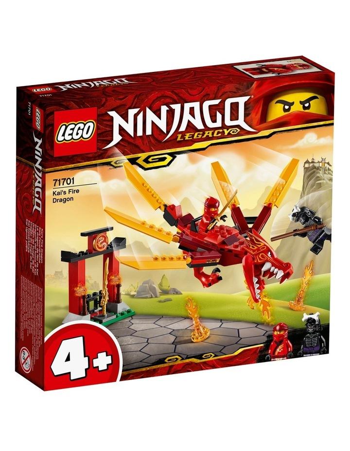 NINJAGO Legacy Kais Fire Dragon 71701 image 1