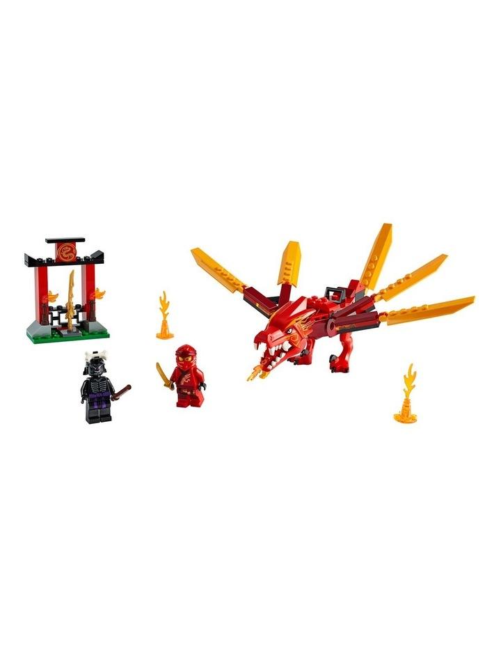 NINJAGO Legacy Kais Fire Dragon 71701 image 2