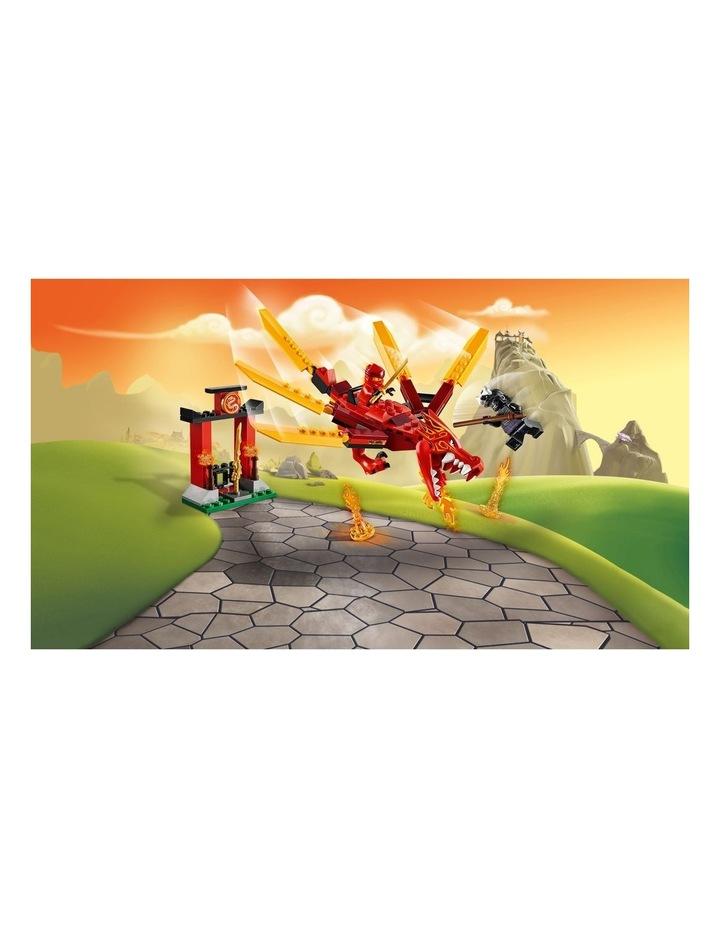 NINJAGO Legacy Kais Fire Dragon 71701 image 4
