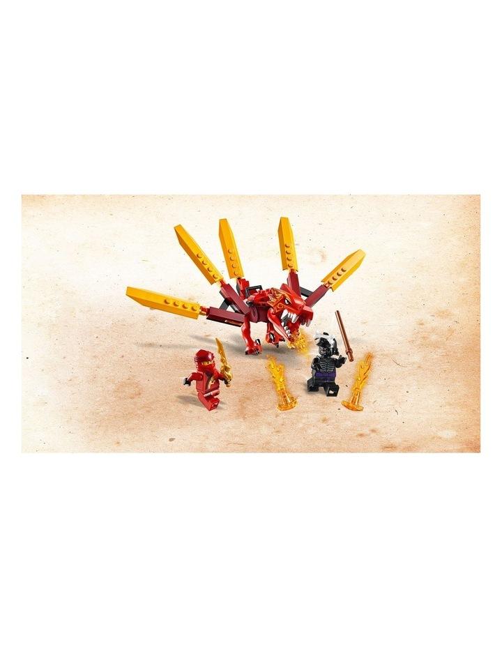 NINJAGO Legacy Kais Fire Dragon 71701 image 6