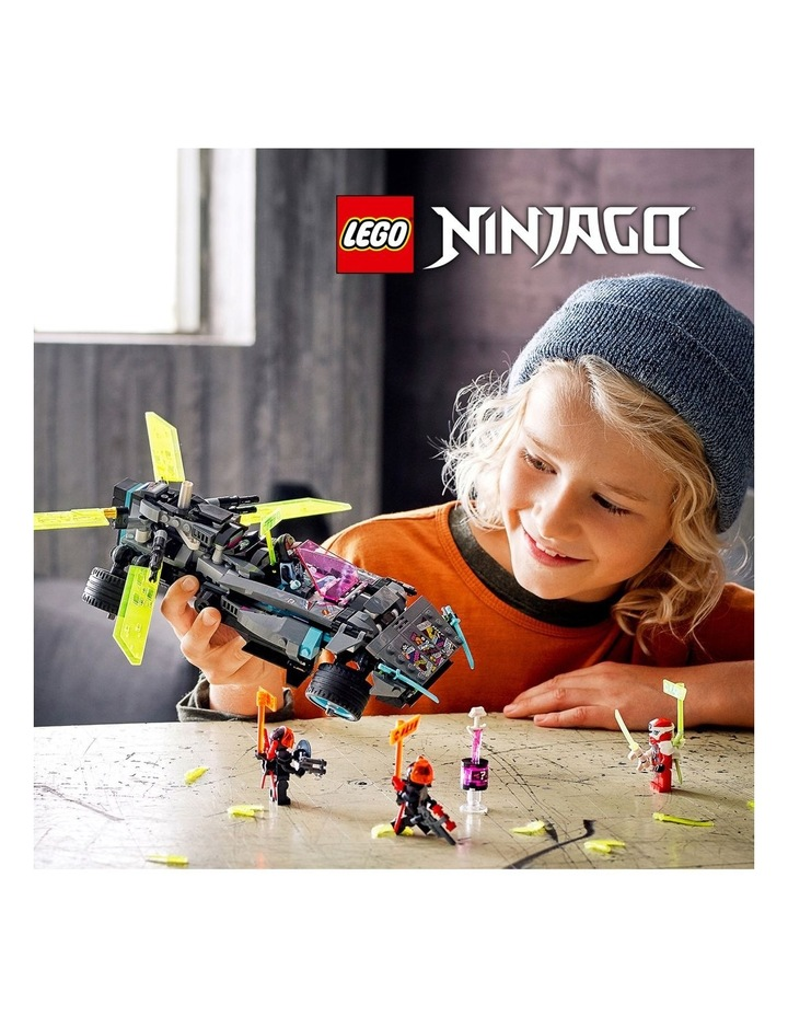 NINJAGO Ninja Tuner Car 71710 image 3