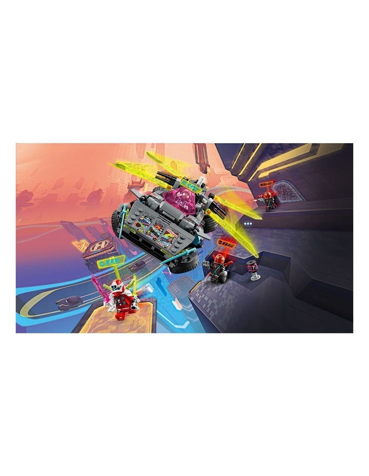 NINJAGO Ninja Tuner Car 71710 image 6
