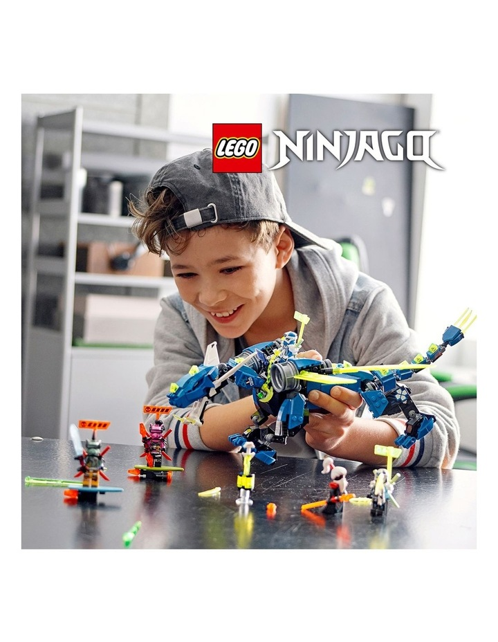 NINJAGO Jays Cyber Dragon 71711 image 3