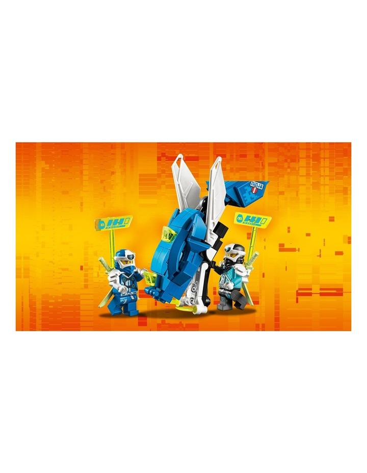 NINJAGO Jays Cyber Dragon 71711 image 5